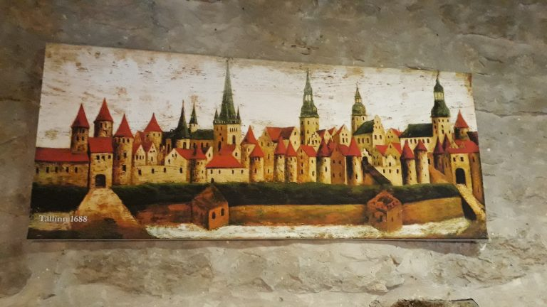 Tallin historisch